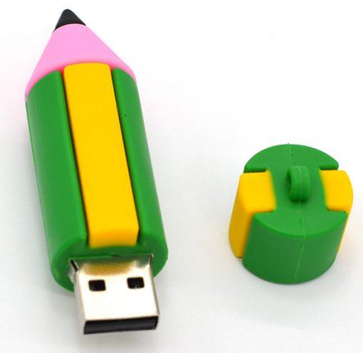 clé usb crayon