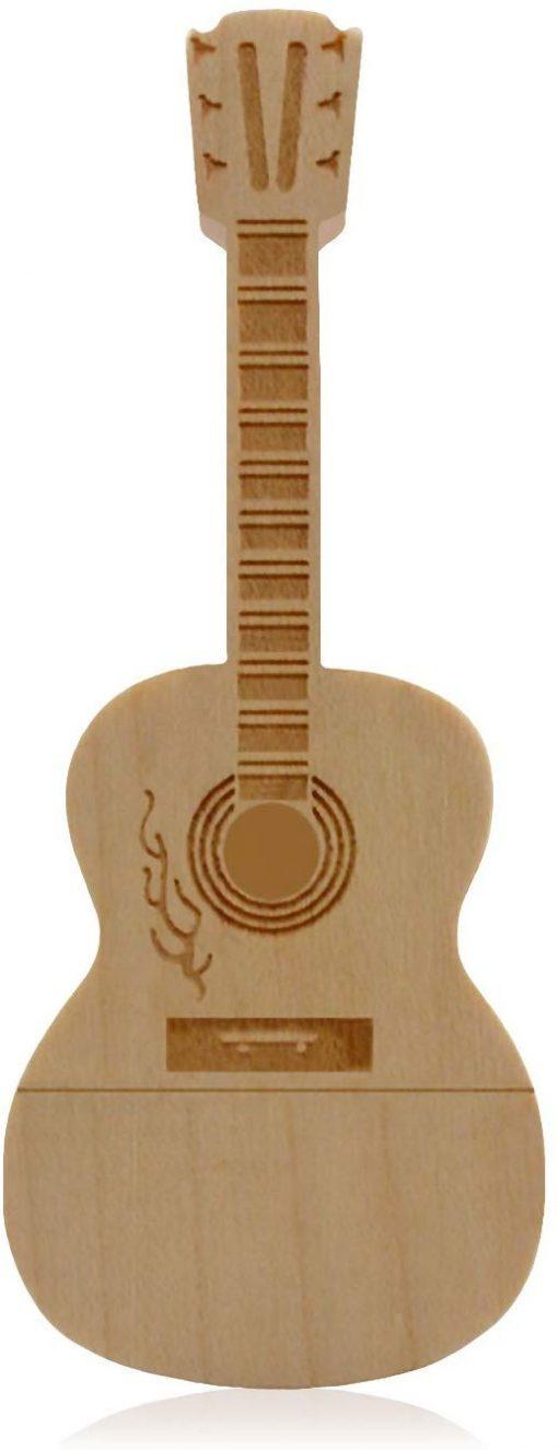 clé usb guitare