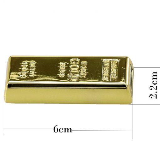 clé usb lingot d or