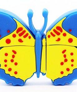 clé usb papillon