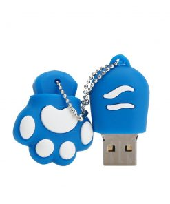 clés usb patte de chat 64go